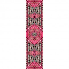 Pink Petal Luxury Long Scarf _45x180_web